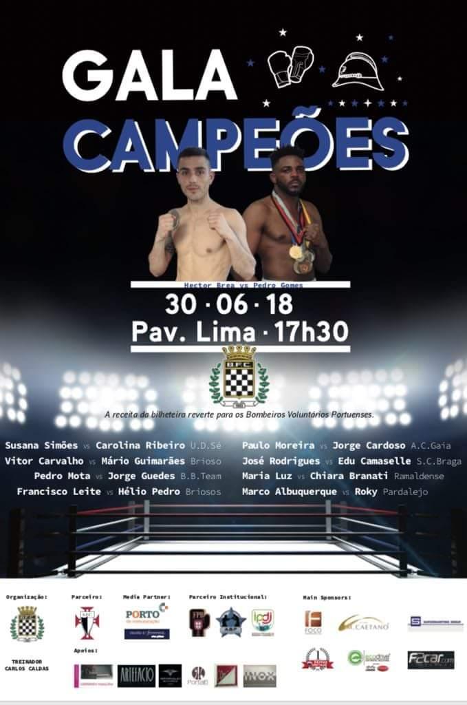 Gala dos Campeão Boavista F.C. 30-06-2018