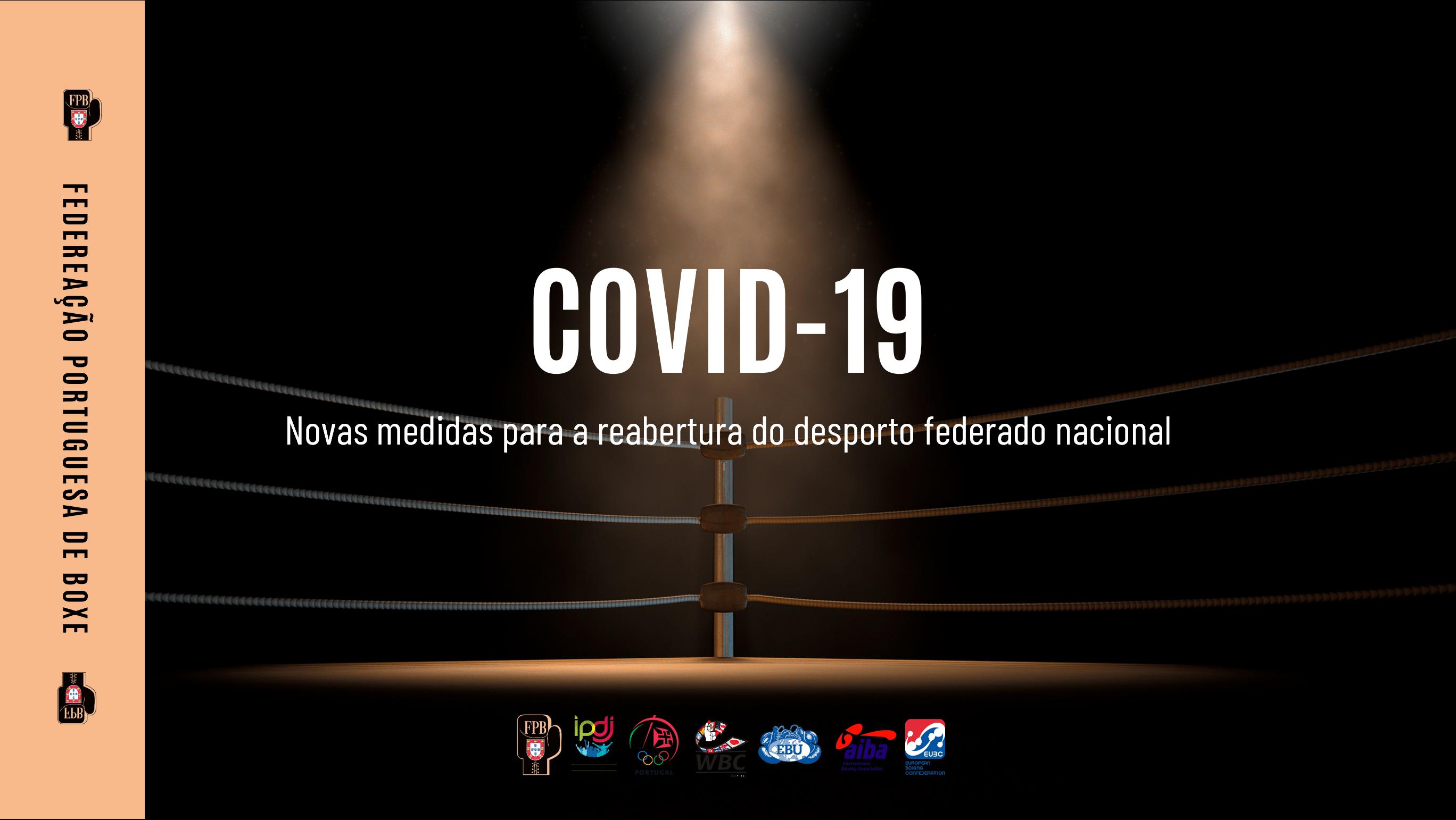 Plano de retoma à atividade desportiva – Covid 19