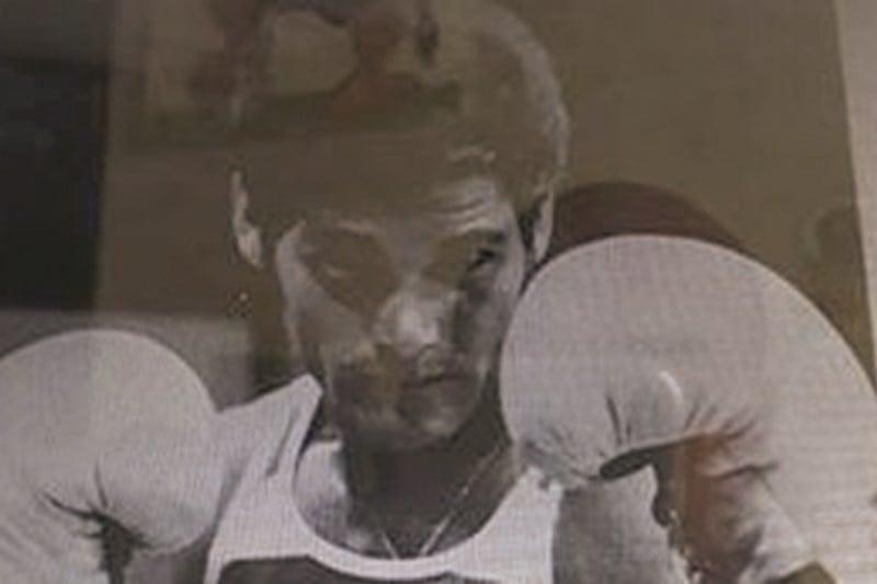 Antiga gloria do boxe nacional Sargento Paraquedista Joaquim Miranda partiu