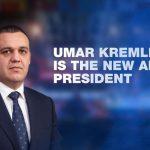 O novo Presidente da AIBA é Mr Umar Kremlev