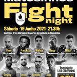 MATOSINHOS FIGHT NIGHT 2021